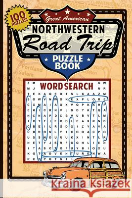 Great Northwestern Road Trip Puzzle Book Applewood Books 9781945187216