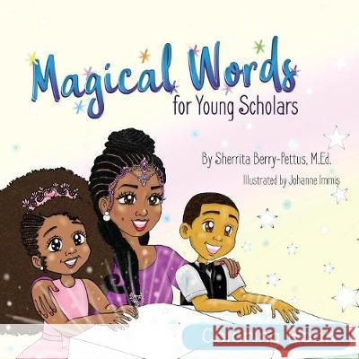 Magical Words for Young Scholars- Coloring Book Sherrita Berry-Pettus Johanne Immis 9781945342196