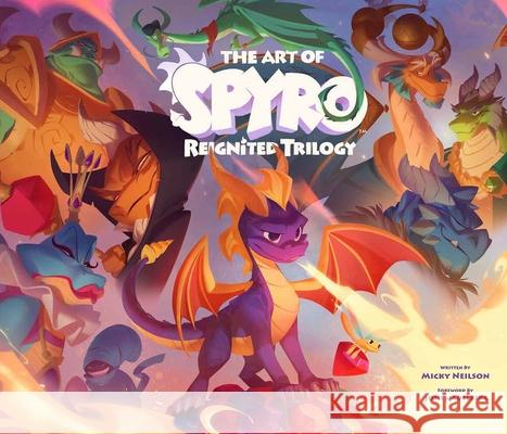 The Art of Spyro: Reignited Trilogy  9781945683985