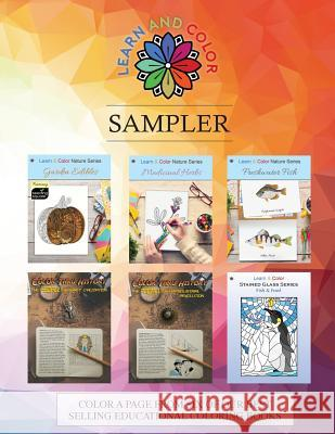 Learn & Color Sampler: Color a Page from Our Top Selling Books Learn &. Color Books                     Faithe Thomas 9781947482210