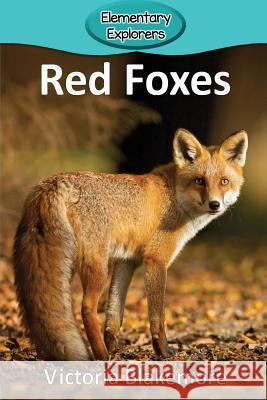 Red Foxes Victoria Blakemore 9781948388023