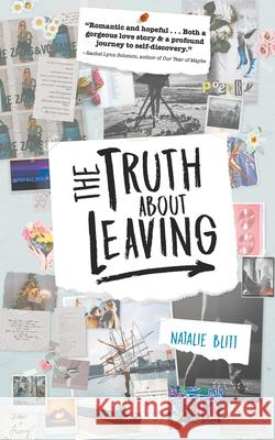The Truth about Leaving Natalie Blitt 9781948705097