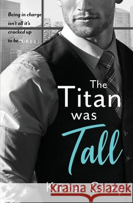 The Titan was Tall Kristen Casey 9781949529074