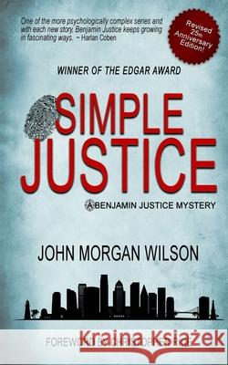 SIMPLE JUSTICE JOHN MORGAN WILSON 9781951092306