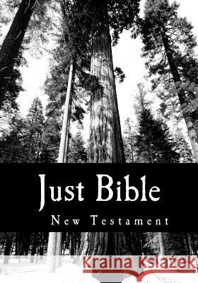 Just Bible: New Testament World English Translation 9781974527076