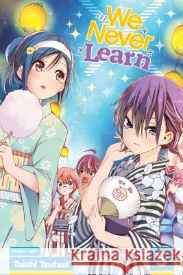 We Never Learn, Vol. 5 Taishi Tsutsui 9781974704446