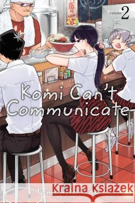Komi Can't Communicate, Vol. 2 Tomohito Oda 9781974707133