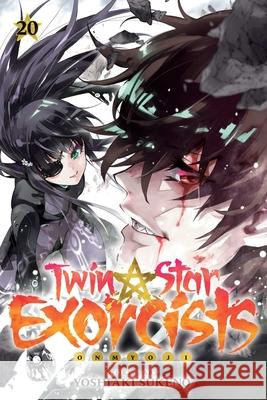 Twin Star Exorcists, Vol. 20 Yoshiaki Sukeno 9781974717682