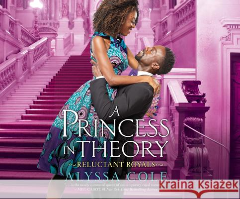 A Princess in Theory - audiobook Alyssa Cole Karen Chilton 9781974906802