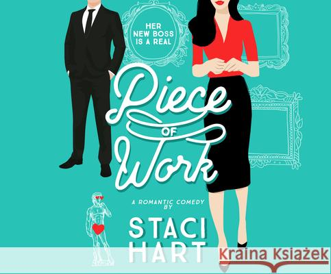 Piece of Work - audiobook Staci Hart 9781974971732