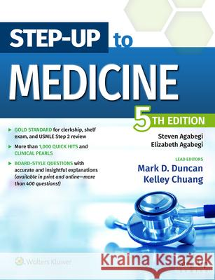 Step-Up to Medicine Steven Agabegi 9781975103613