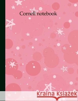 Cornell Notebook: Cornell Student Notebook, 8.5
