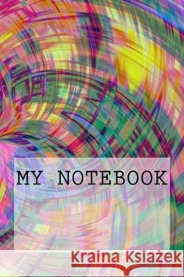 My Notebook Wild Pages Press 9781976278426