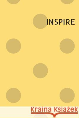 Inspire: Note Book Abbey Stone 9781976497148
