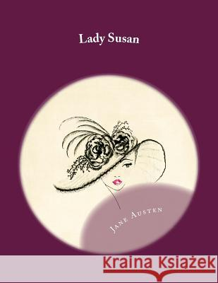 Lady Susan Jane Austen 9781978002395