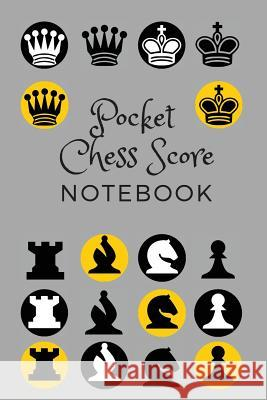 Pocket Chess Score Notebook Mike Murphy 9781980903420