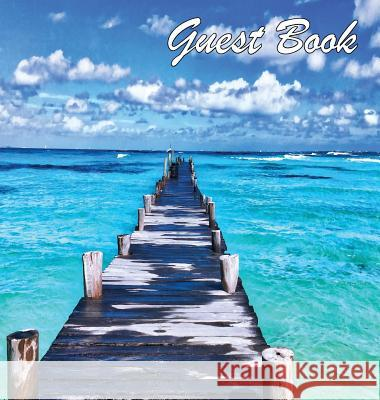 Guest Book, Visitors Book, Guests Comments, Vacation Home Guest Book, Beach House Guest Book, Comments Book, Visitor Book, Nautical Guest Book, Holida Lollys Publishing 9781999882914