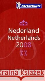 MICHELIN GUIDE NEDERLAND 2008  9782067129924