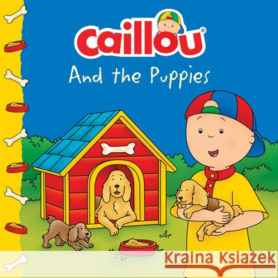Caillou and the Puppies Laforest                                 Allard 9782897184452