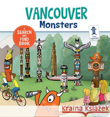 Vancouver Monsters  9782924734001