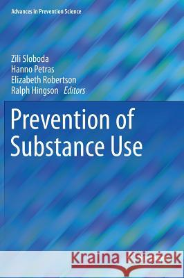 Prevention of Substance Use  9783030006259