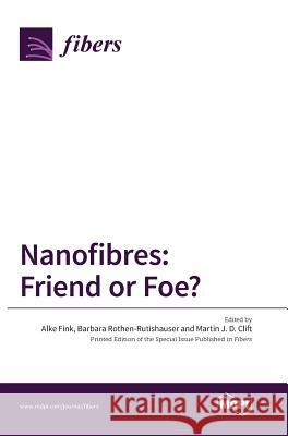Nanofibres: Friend or Foe? Alke Fink Barbara Rothen-Rutishauser Martin J. D. Clift 9783038422785