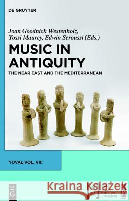 Music in Antiquity  9783110340303