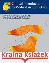 Clinical Introduction to Medical Acupuncture Aung, Steven K. H.  Chen, William P. D.  9783131382719