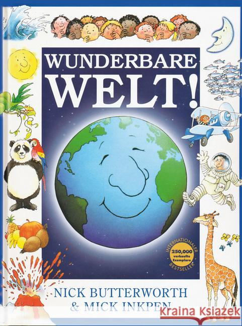 Wunderbare Welt Butterworth, Nick; Inkpen, Mick 9783417287332 SCM Collection