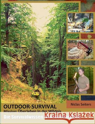 Outdoor-Survival Niclas Seiters 9783732233700
