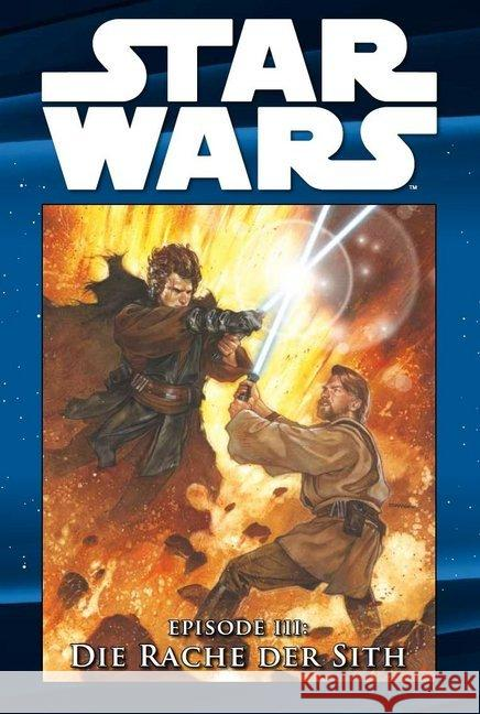Star Wars Comic-Kollektion, Die Rache der Sith. Episode.3 Cerasi, Christopher; Wheatley, Douglas; Schultz, Mark 9783741604393 Panini Manga und Comic