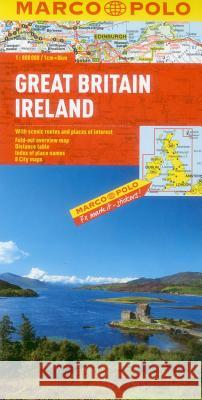 Great Britain/Ireland Marco Polo Map   9783829767224