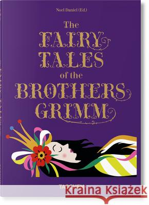 The Fairy Tales of the Brothers Grimm Taschen 9783836548342