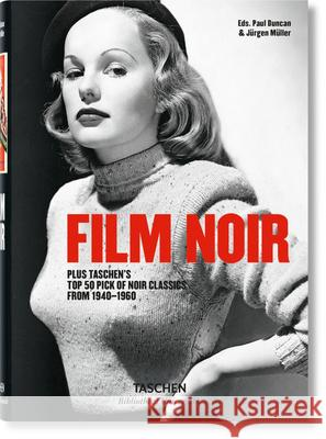 Film Noir Alain Silver James Ursini Paul Duncan 9783836561693