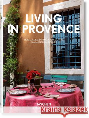 Living in Provence Angelika Taschen 9783836572866