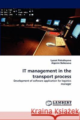 It Management in the Transport Process  9783843360555