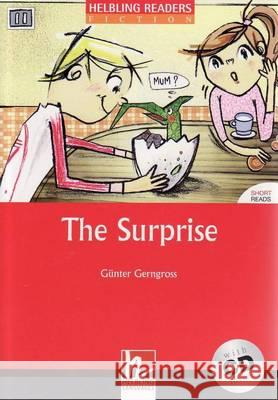 Surprise (Level 2) with Audio CD  Gerngross, Gunter 9783852720043