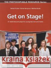 Get on Stage!, w. DVD and Audio-CD Puchta, Herbert; Gerngross, Günter 9783852722481