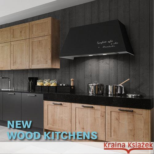 New Wood Kitchens  9783864075612