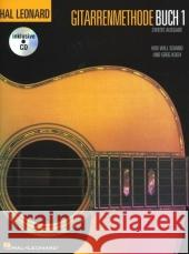 Hal Leonard Gitarrenmethode, m. Audio-CD. Buch.1 Schmid, Will; Koch, Greg 9783865437242