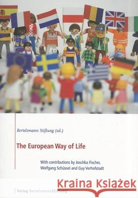 European Way of Life Bertelsmann Stiftung 9783867933100