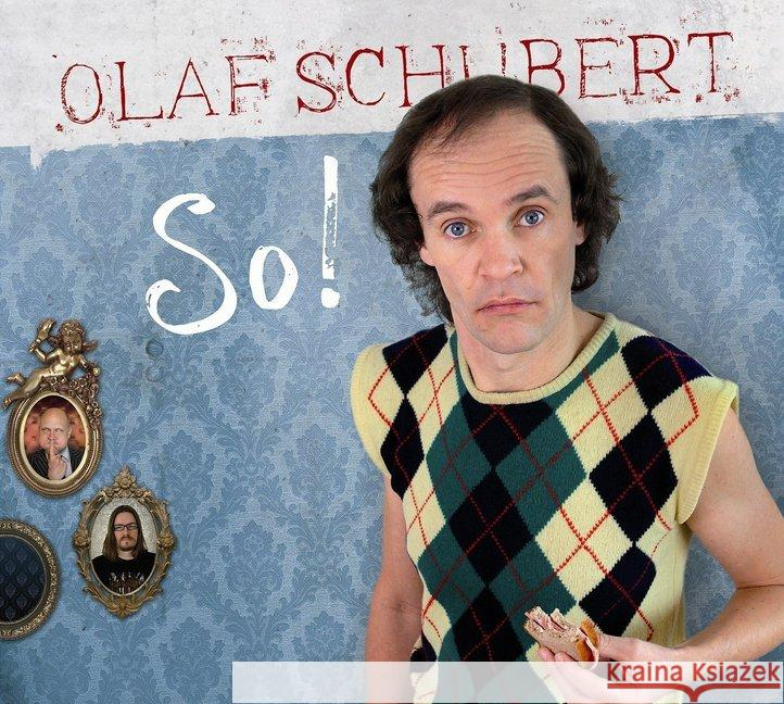 So!, 1 Audio-CD : Live aus Lampertheim Schubert, Olaf 9783944058320 BuschFunk