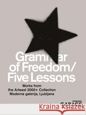 Grammar of Freedom/Five Lessons: Works from the Arteast 2000+ Collection Kate Fowle Snejana Krasteva Ruth Addison 9785905110511