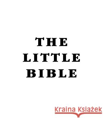 Little Bible-KJV Chariot Victor Publishing 9786125010162