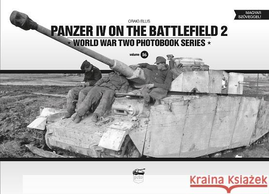 Panzer IV on the Battlefield, Volume 2 Craig Ellis 9786155583087