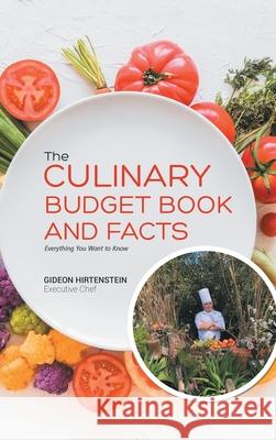 The Culinary Budget Books and Facts Gideon Hirtenstein 9786214341016