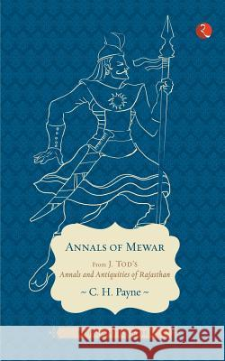 Annals of Mewar (Antiquities) Tod, James 9788129120373