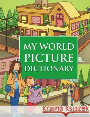 My World Picture Dictionary   9788131907801
