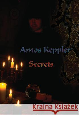 Secrets Amos Keppler   9788291693156