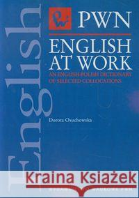 English at Work Osuchowska Dorota 9788301153199